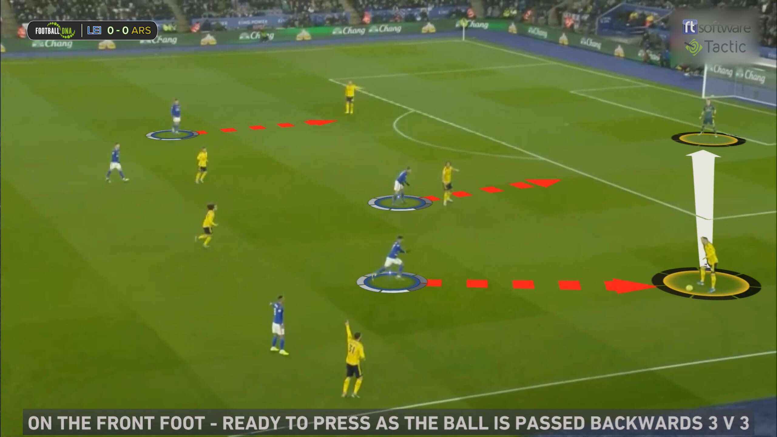Modern football is full of high presses and transitions – but they've always been around – JonnyJourno